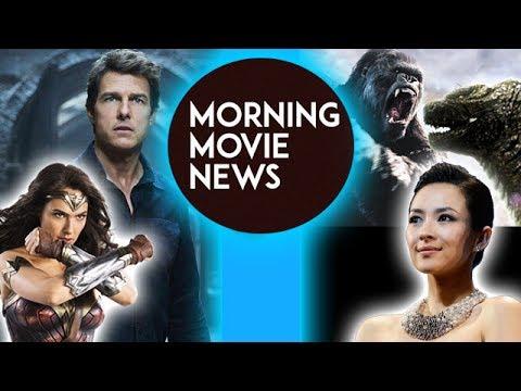 The Mummy vs Wonder Woman Box Office, Zhang Ziyi in Godzilla King of Monsters