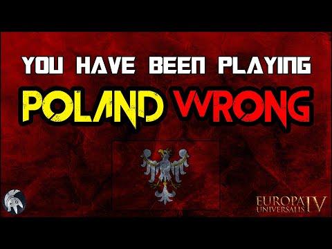 EU4 DON'T TAKE LITHUANIA PU AS POLAND | GUIDE