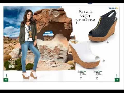 Zapatos Mundo terra otoño invierno 2015 - YouTube 20ed486c995fc