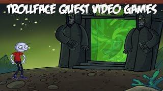 EI MITÄÄN JÄRKEÄ - Pelataan Trollface Quest Video Games