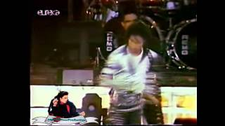 Michael Jackson Heartbreak Hotel Live In Hockenheim Bad Tour 1988 Remastered HD