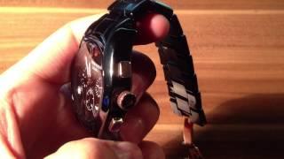 Armani AR1410 Fake und Original Unterschiede(Die Unterschiede nochmal als Stichpunkte: - Originale Schachtel hat auf der Rückseite ein Scharnier - Schachtel bleibt beim Öffnen nicht bei der Hälfte stehen ..., 2013-07-17T21:17:41.000Z)