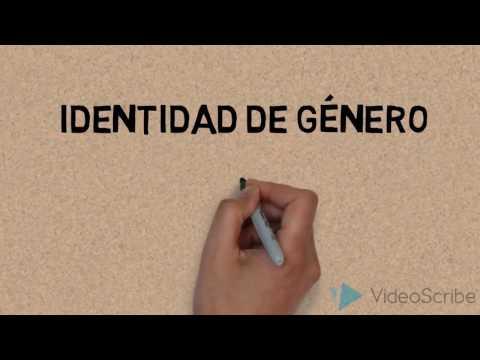 IDENTIDAD DE GÉNERO - EDUCACIÓN SOCIAL