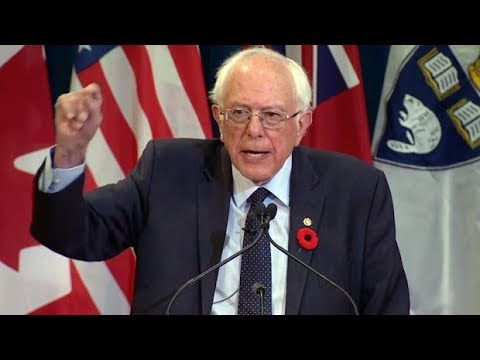 Bernie Sanders on what the U.S. can learn from Canadian health care