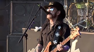 Motörhead - Lost Woman Blues Live @ Telekom VOLT Festival 2015
