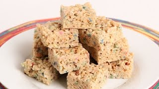 Crispy Rice Treats - Laura Vitale - Laura in the Kitchen Episode 894