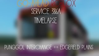 [DEFUNCT] Go-Ahead Roblox Service 386A Timelapse