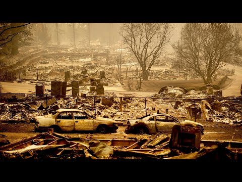California wildfires kill more than 40 people, destroy buildings, including celebrity homes Mp3