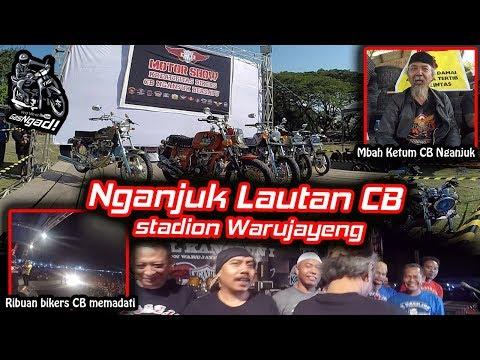 #03 Haul Kang Dun, CB Nganjuk Bersatu 2017 Bersholawat | Unthul Sesepuh CB,  | Motovlog CB