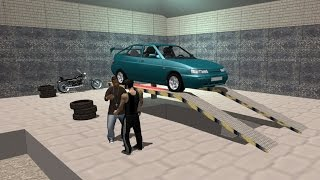 Criminal Russia Driver 3D - Android Gameplay HD