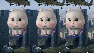 Lagu Kelinciku | Lagu anak populer  | si embul kelinci lucu | Super Cute Fat Rabbit