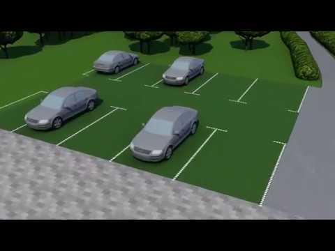 ACO Urban Surface Design:  Green Car Park