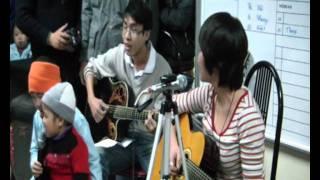 Ba ngọn nến lung linh - Những trái tim biết hát show 4 (19/2/2012)