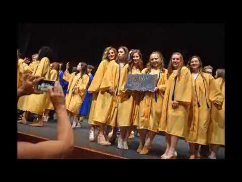 Caesar Rodney High School National Honor Society Honor Cord Ceremony
