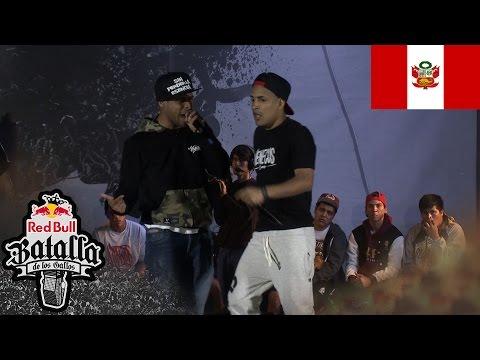 ELS vs STARKING - Cuartos: Final Nacional Perú 2016 –  Red Bull Batalla de los Gallos