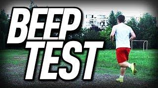 BEEP TEST, czyli test i trening wytrzymałości! | Lis Pola Karnego