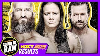 WHO WINS AT TAKEOVER BROOKLYN 4? WWE NXT & 205 Live Full Results & Review! Going In Raw Podcast