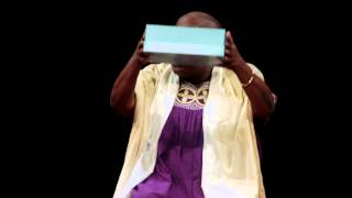 Love in a shoe box: Verna St. Rose Greaves at TEDxPortofSpain