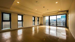 【高級マンション】角部屋で開放的なお部屋。再開発の進む人気の小石川エリアのタワーマンション。「ザ・タワー小石川」
