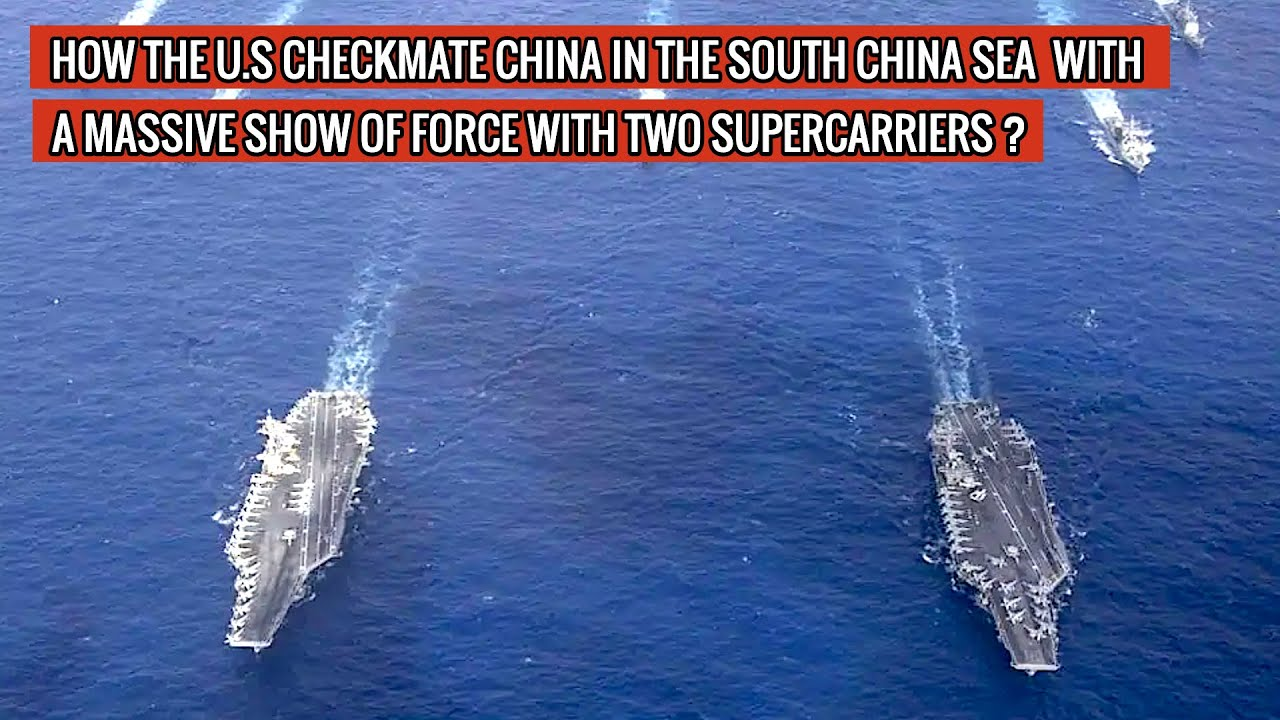 CHINA THREATENS WITH DF21D & DF26, U.S SAYS 'BUT THEY ARE IN SOUTH CHINA SEA' - HAS SM6 AS COUNTER !