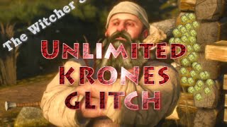 not working the witcher 3 unlimited money glitch patch 1 2 crones english