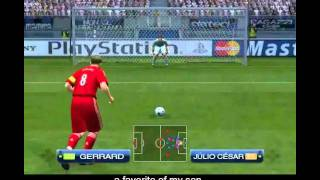 Pro Evolution Soccer History