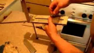 Приспособление для заточки ножей и ножниц