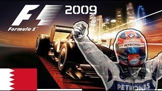 F1 2009 Sezon Robertem Kubicą #4 GP BAHRAJNU