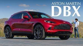 NEW Aston Martin DBX: In-Depth Walkaround | Carfection 4K