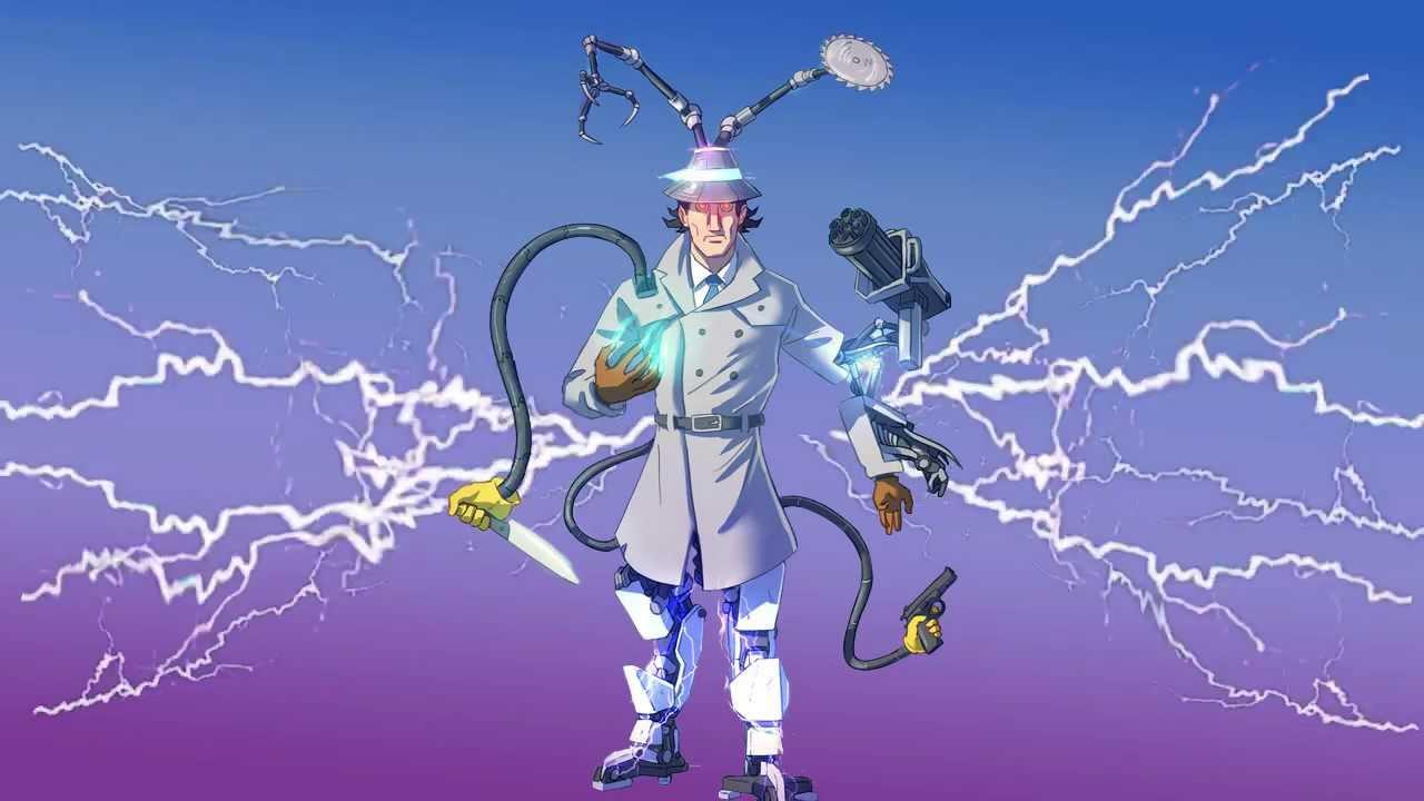 Inspector Gadget Badass W Arc Attack Tesla Music Youtube