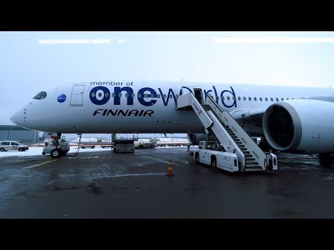 TRIP REPORT | Finnair A350-900XWB (ECONOMY) | London Heathrow to Helsinki | Full Flight!