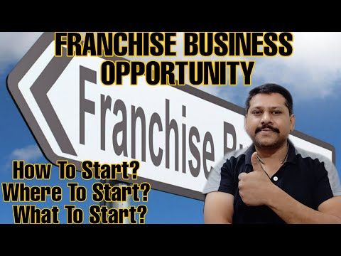 Franchise Business Opportunity In India. How to Start Franchise business in India? Best Franchise? thumbnail