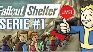 FALLOUT SHELTER #1 -INIZIO DELLA SERIE?