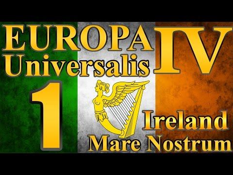 "Europa Universalis 4 Ireland ""New Ireland!"" EP:1 [Mare Nostrum]"