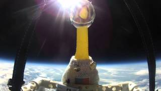 Rubber Chicken in Space - Chickenfoot Supplies the Music | Video