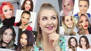 ♥ KOSMETYKI KUPIONE PRZEZ YOUTUBERKI ♥ YouTube Beauty Gurus Made Me Buy It