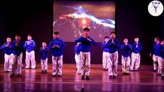 BOLO HAR HAR HAR | SHIVAAY Title Song | God Shiva | Krumping | Easy Dance step | Tapperz Dance Skool