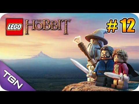 LEGO The Hobbit - Gameplay Español - Capitulo 12 - HD 720p