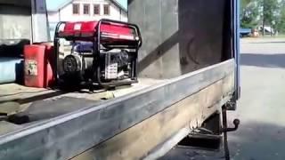 ремонт прицепа сварка