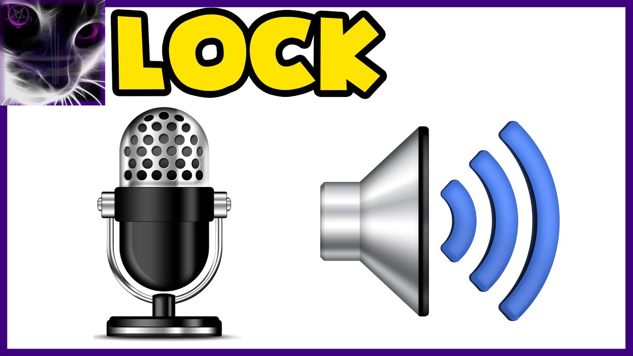 How to Lock Microphone Volume in Windows 7 / 8 / 10