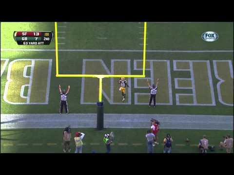 David Akers Hits 63-Yard Field Goal (09/09/12)