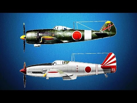 Imperial Japanese Military Aircraft 日本の軍用機 (IJN & IJA)