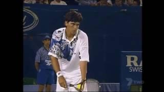 Mark Philippoussis V Pete Sampras Australian Open 1996