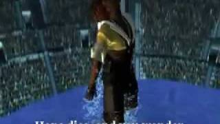 Otherworld (Blitzball arena rock) with lyrics