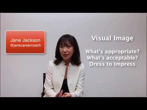 Top Tips for a Powerful Professional Image