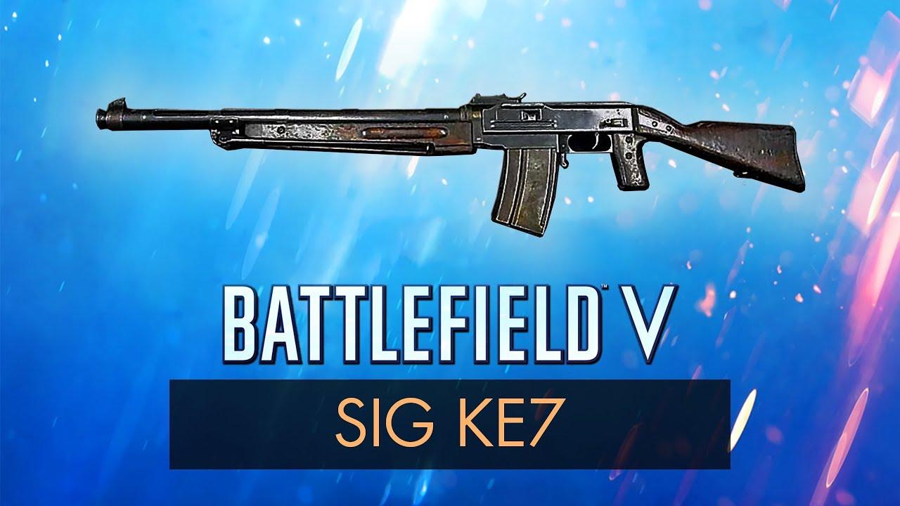 KE7 ~ Battlefield 5 Guide (BF5)