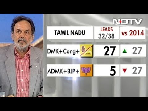 Election Results: DMK-Congress Sweep Election In Tamil Nadu, Leading In 27 Seats