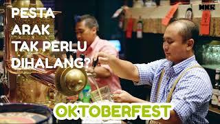 Oktoberfest - Pesta arak tak patut dihalang