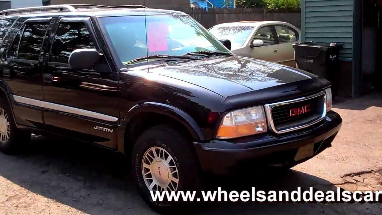 Springfield Buick Gmc >> 2000 GMC Jimmy SLE 4WD 4DR SUV 4.3L V6 AT - YouTube