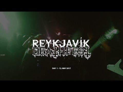 Reykjavík Deathfest 2017 - DAY 1